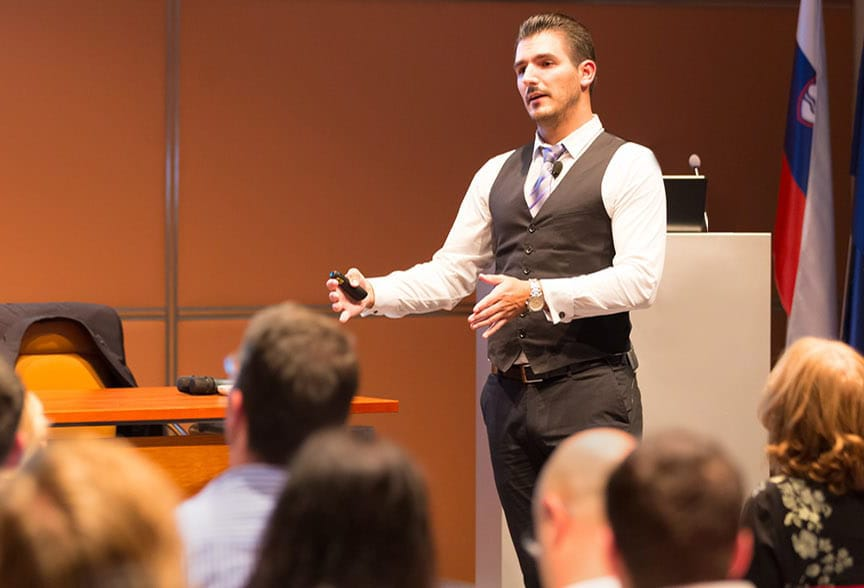 consultants speak and fill your pipeline